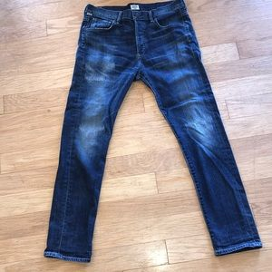 Citizens Of Humanity Jeans - Citizens of Humanity Corey Crop in Hayward